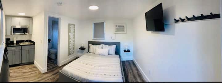Serene Studio apartment