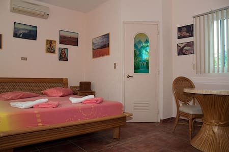 Private Room I with Sea view - Moalboal - Casa