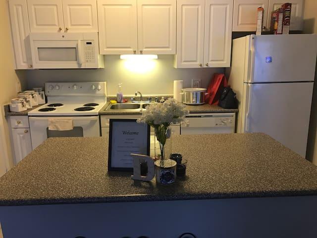 Cozy, cool, comfortable Apartment - Dallas - Apartament