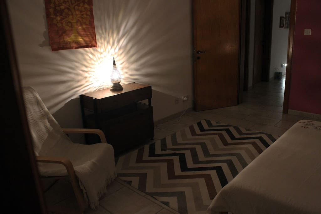 Simple, cozy, perfect for relaxation and quietness