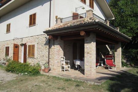 Casa Lucetta hills and sea - Campofilone - 独立屋