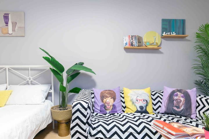 [SWEET HIDEAWAY]French Concession low monthly rate