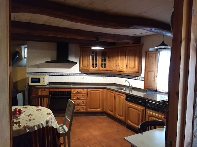 Casa Rural con encanto y bodega