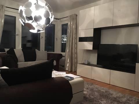 Sundbyberg-Fresh Room not far from the City Centre