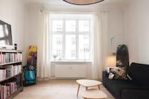 Super cosy livingroom