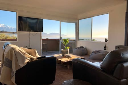 The Beach house - Shore to please - Kaikoura