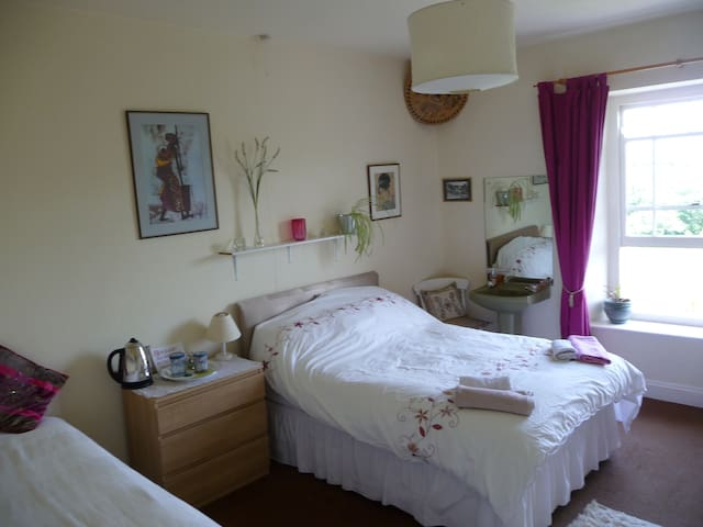 The Hollies B&B is family run - Pensford