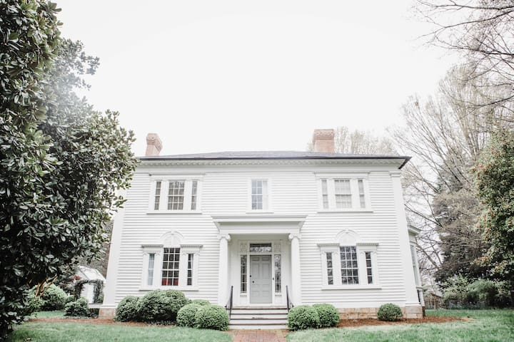 Historic 1834 Holt House in Uptown Lexington
