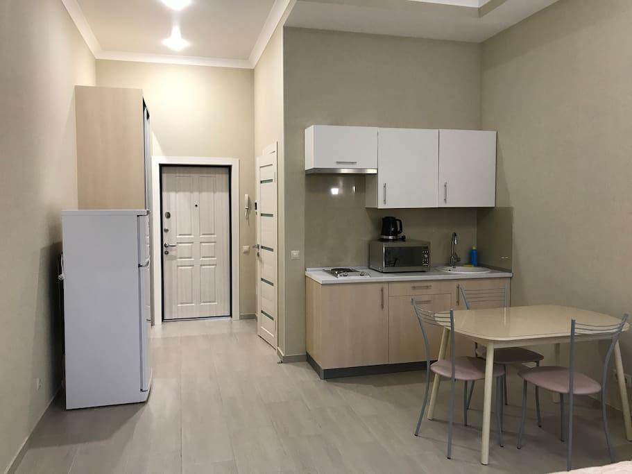 Апартаменты-Студио №4