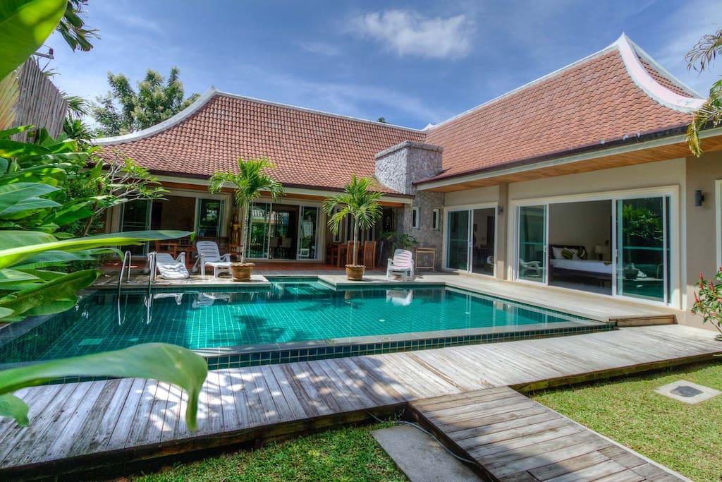 Location De Villa Phucket