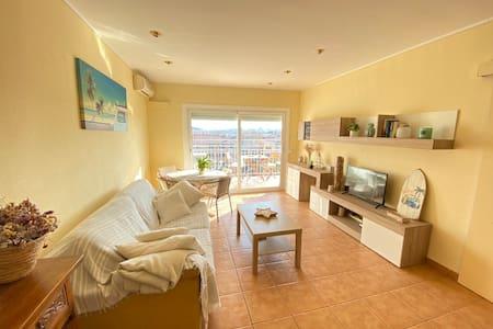 Bel appartement à S'Agaró -3 minutes de la plage