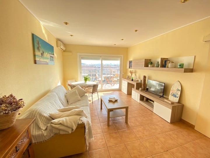 Apartamento Gavines en S'Agaró - 3 min de la playa