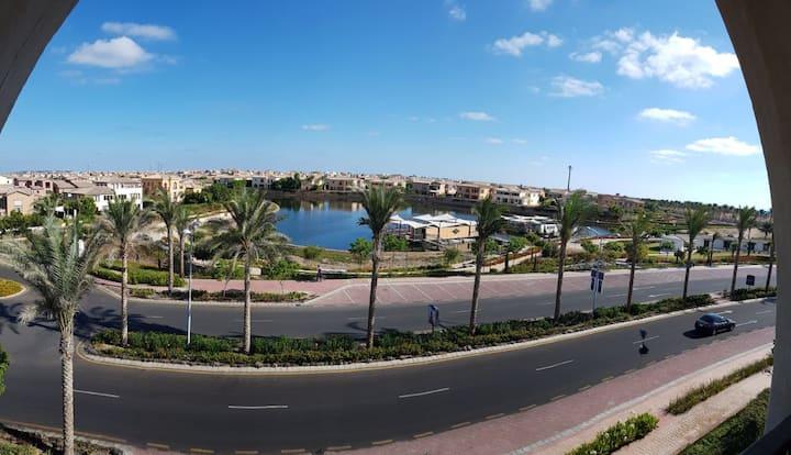 5-Bedroom Penthouse in Emaar Marassi, North Coast