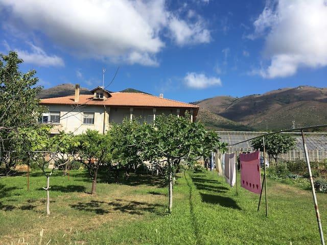 Casa dal giardino - House from the garden