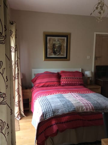 Longacre en suite room with terrace - Freshford - Bungalov