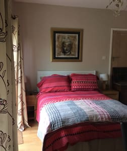 Longacre en suite room with terrace - Freshford