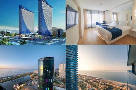 Orbi City Twin Towers (39 floor 39 этаж) Sea View