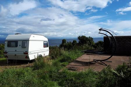 Wee Caravan - Kildonan - Isle of Arran