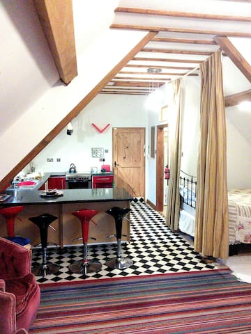 Character country apartment Ludlow - Greete - Apartmen