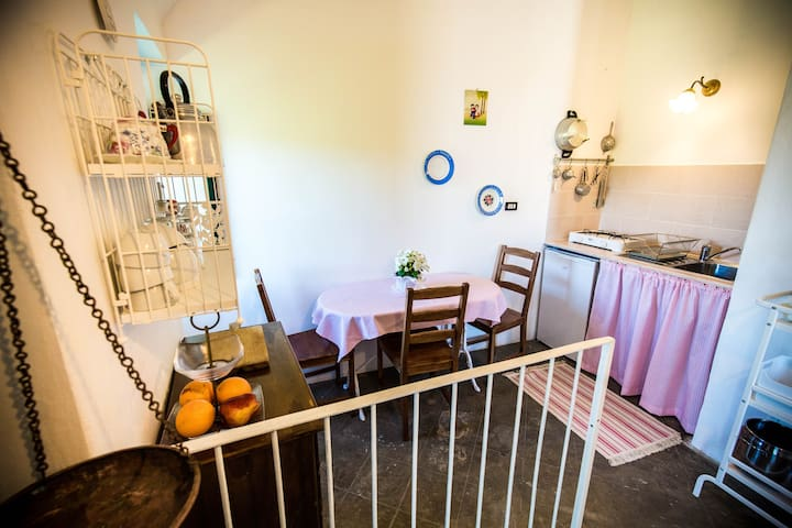 Antica masseria casa terrazza