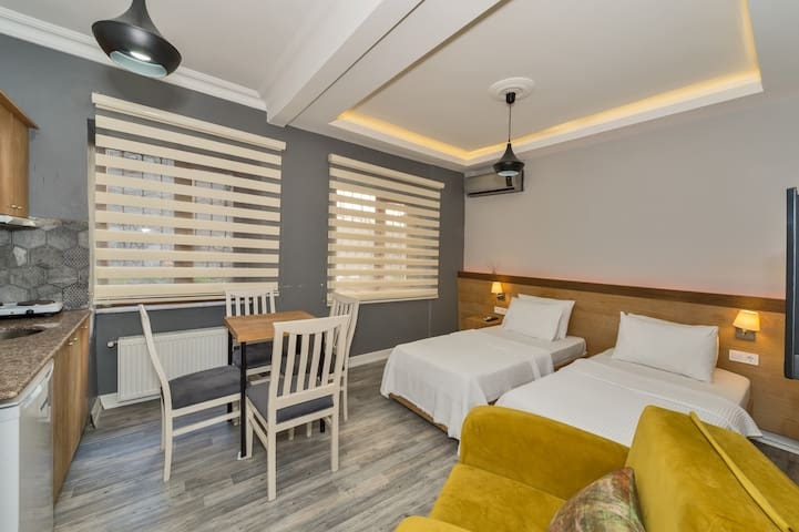 Comfortable&Family Room in Beyoglu