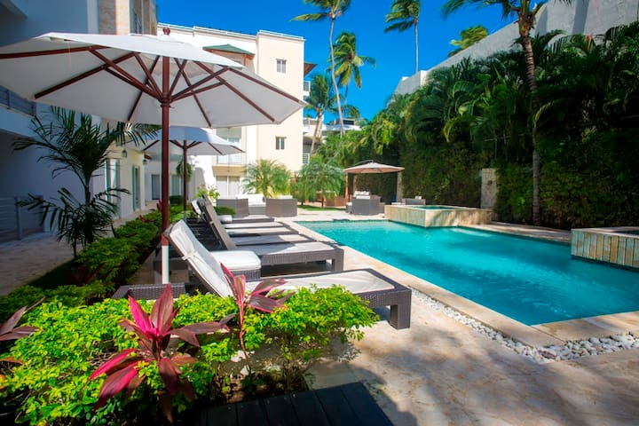 Gold Deluxe Apartment @ Chateau Del Mar Punta Cana
