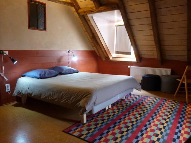 Chambre familiale aux Granges d'Ucafol,Aubrac