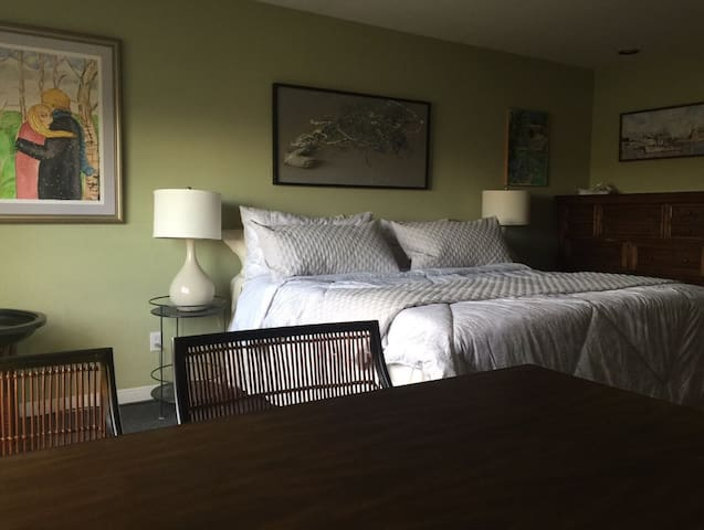 (4) Master Bedroom w/ Private Bath and Jacuzzi