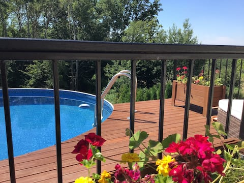 Croatian Haven Hideaway with Pool, close to Zagreb
