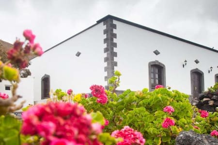 Villa MARROZA in La Geria for 8 per - San Bartolomé