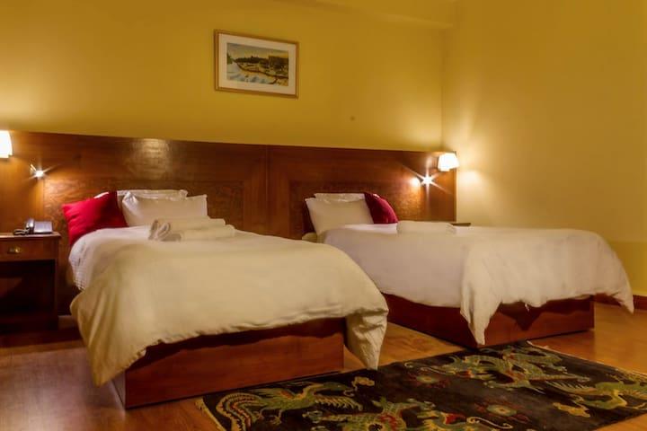 Hotel Jagat Kathmandu - Katmandu - Bed & Breakfast