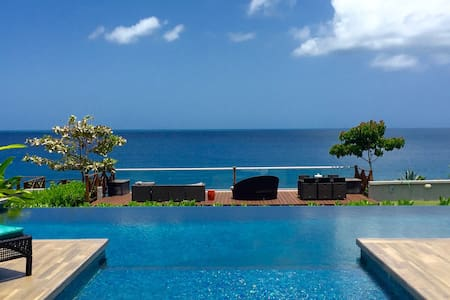Beautiful and Elegant 6 bdrm Ocean Front House - Aguadilla