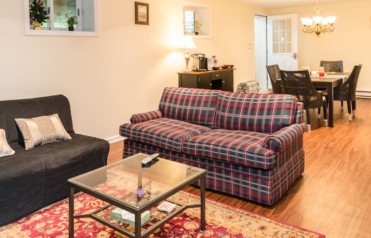 Convenient Hopewell Jct 1BD Apt - Hopewell Junction - Σπίτι