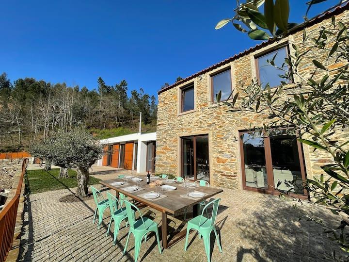 Quinta dos Moinhos Douro / 6 chambres doubles