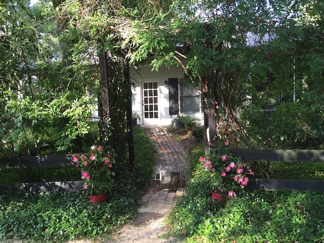Aiken Country Cottage on Horse Farm