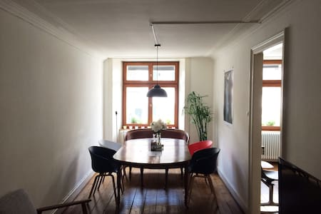 Beautiful Apartment in the Heart of Basel - 巴塞爾 - 公寓