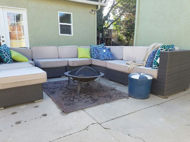 Bev Hills Cabin 15 min Beach & DT! - Los Angeles - Chalet