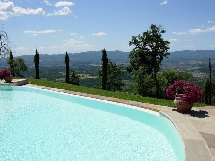 Tuscan Sun and View