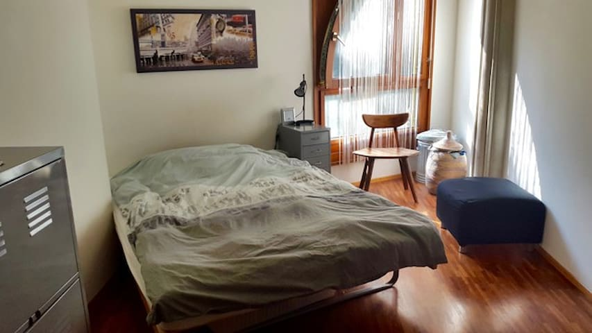 Nice private room in the heart of Geneva ! - Ginevra - Appartamento