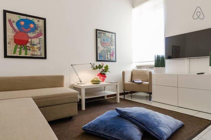Central bright studio Repubblica - Milão - Apartamento