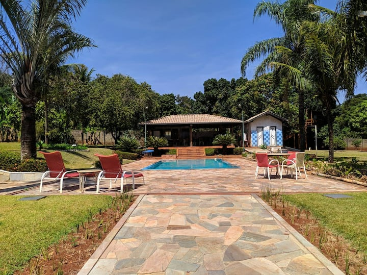 Villa Cavarzan - Recreio Humaitá