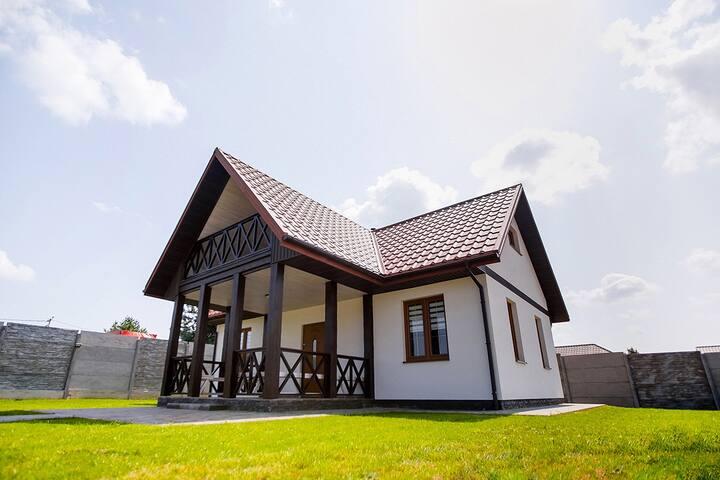 Коттедж ''Релакс'' с русской баней