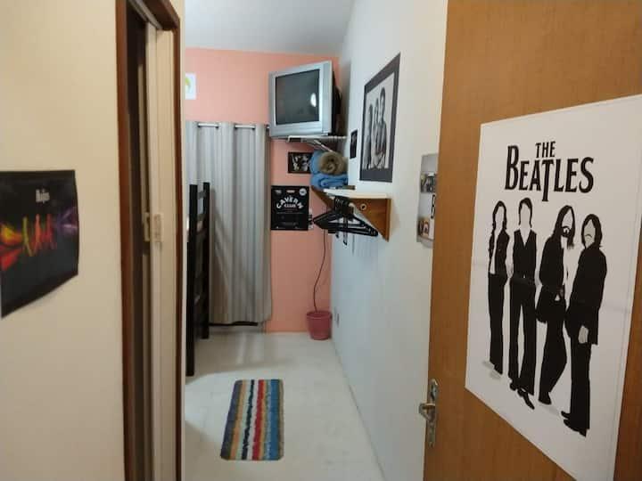 Suíte Beatles na Mansão do Marcão - Blumenau!