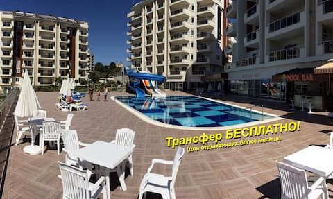 Cheap Apartment Avsallar ORION 5