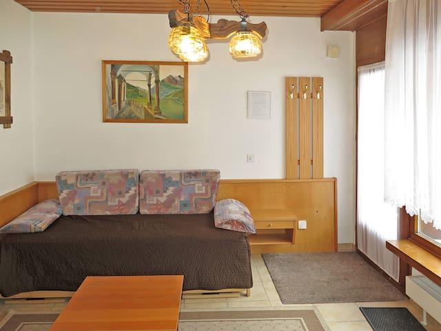 34 m² apartment Haus Quelle in Saas-Grund - Saas-Grund