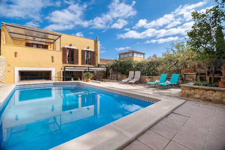 SMERALDA house for 6 in Selva with pool