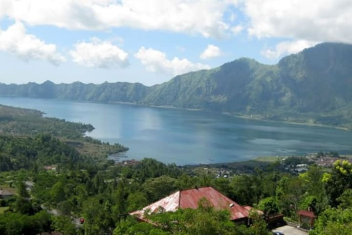 Book Batur Mountain View Room