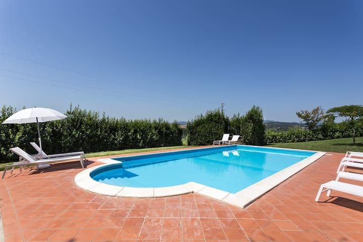 Girasole countryside apartment - Todi - Apartamento