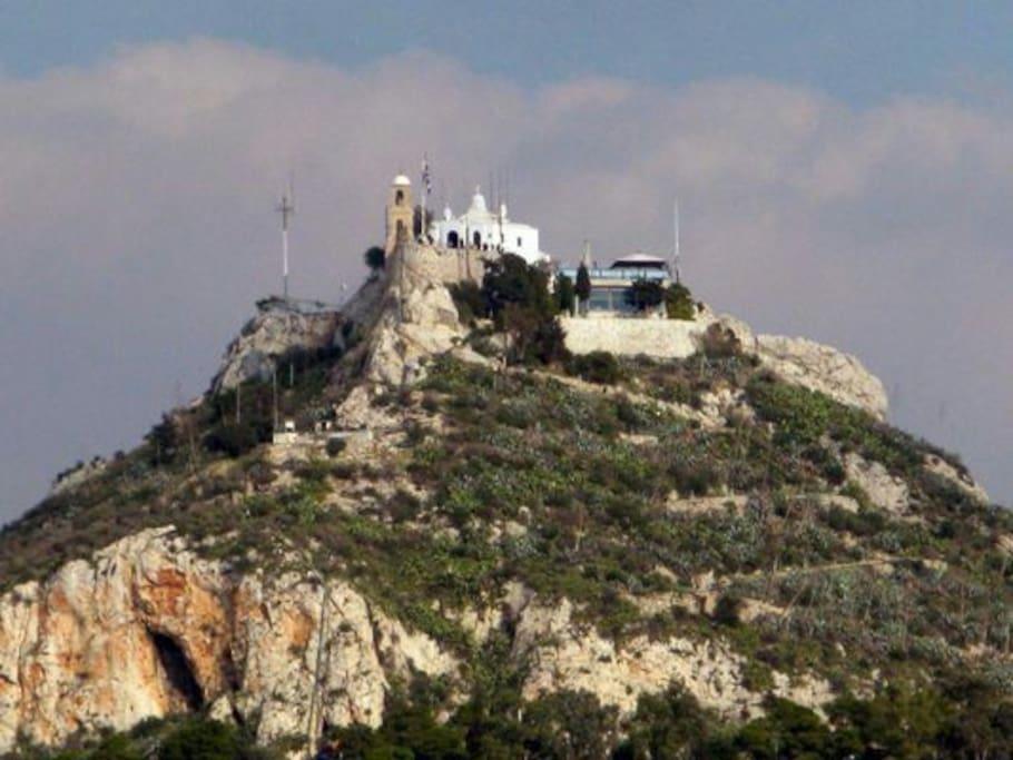 Lycabettus. hill