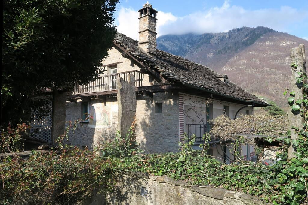 Casa dall'orto